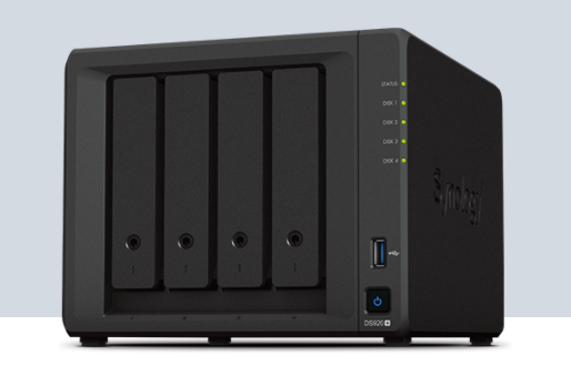 Synology DS920+ Review: Part 1 (Let the fun begin)